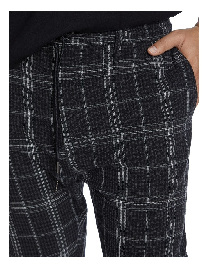 Carter Check Stretch Pant image 4