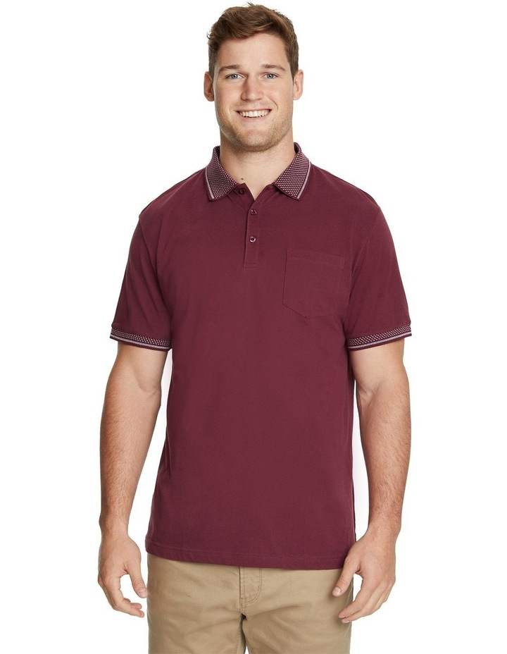 Newport Tipped Polo image 1