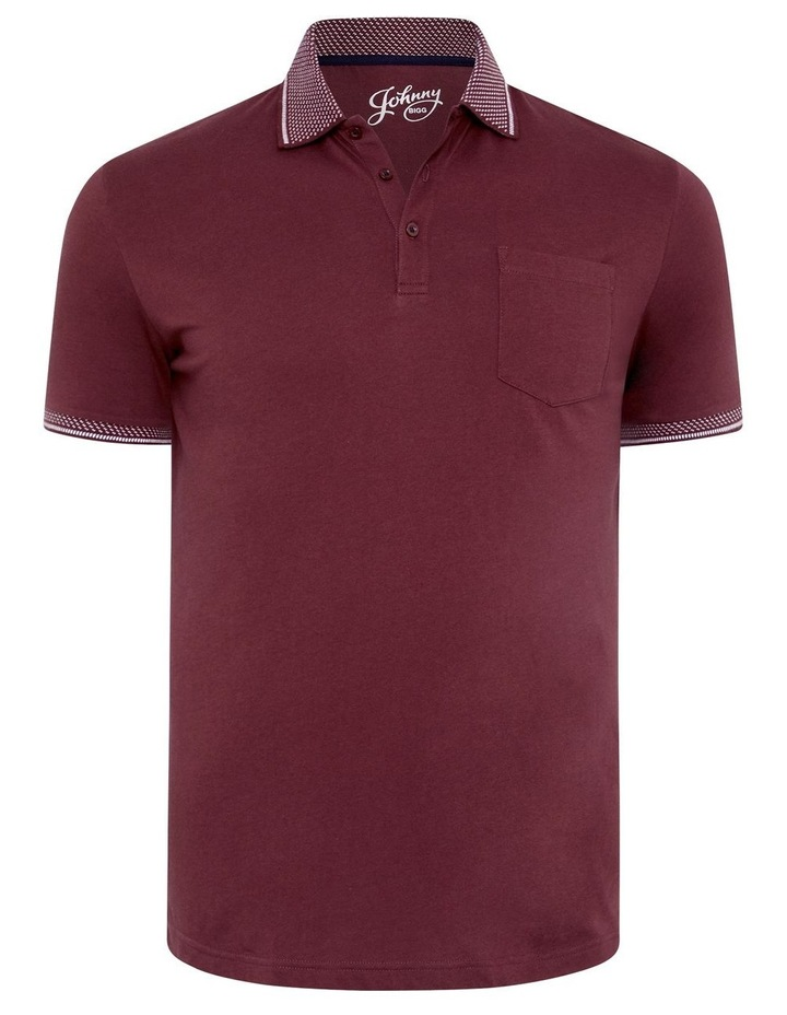 Newport Tipped Polo image 5
