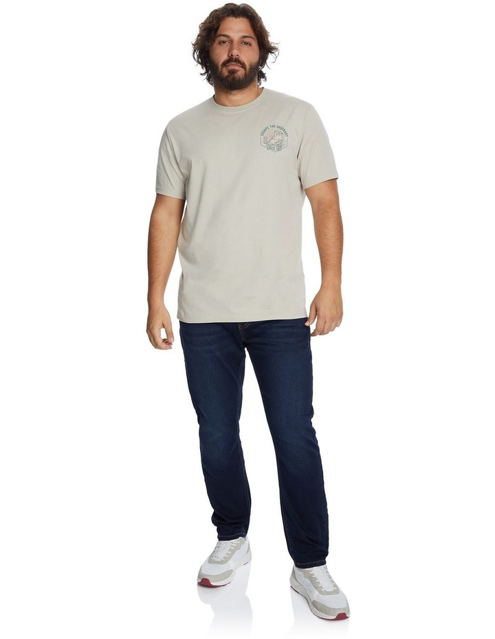 Dillon Tapered Knit Jean image 6