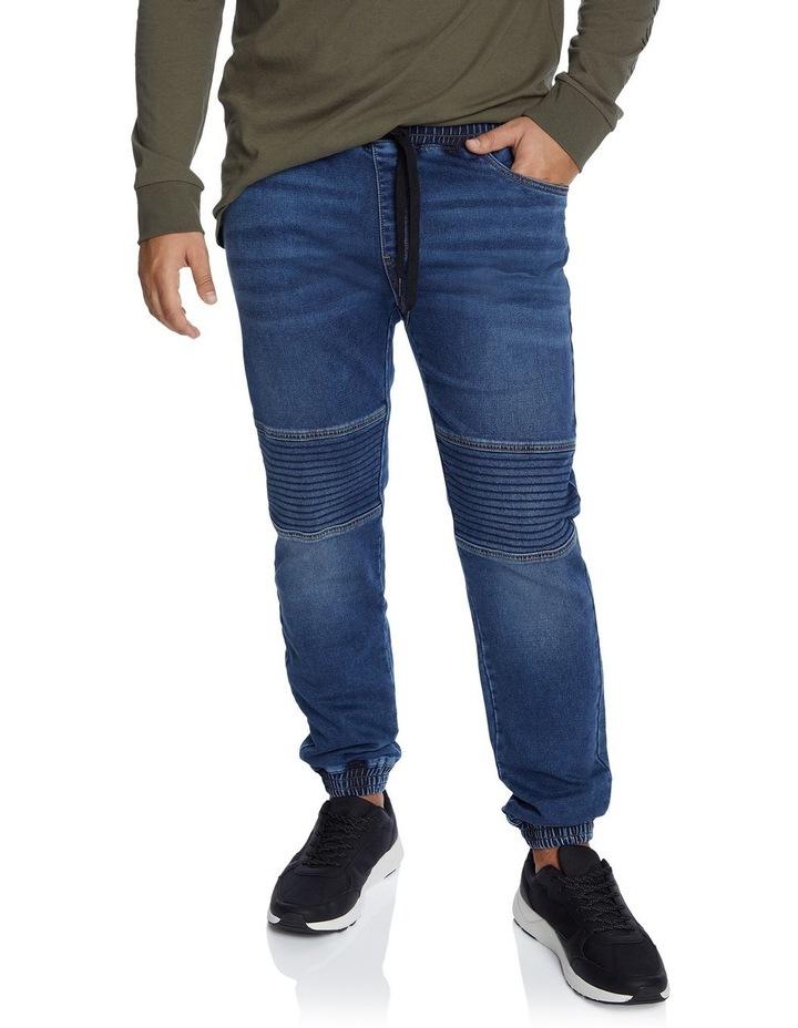 Weston Cuffed Knit Jean image 2