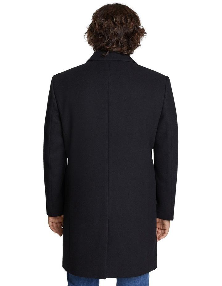 Cade Textured Wool Coat image 3