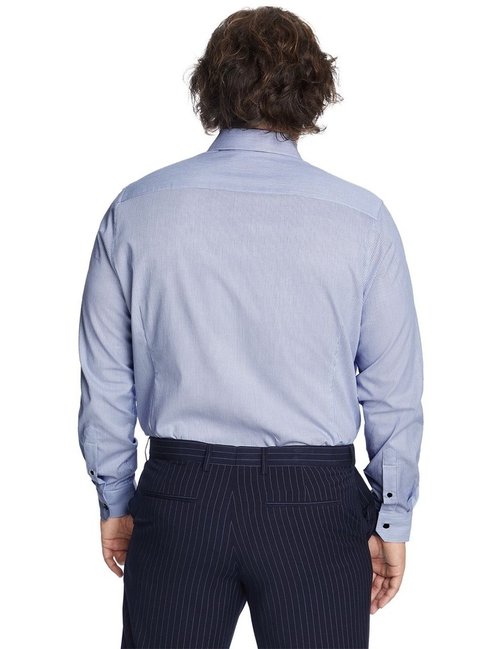Dane Stripe Stretch Shirt image 3
