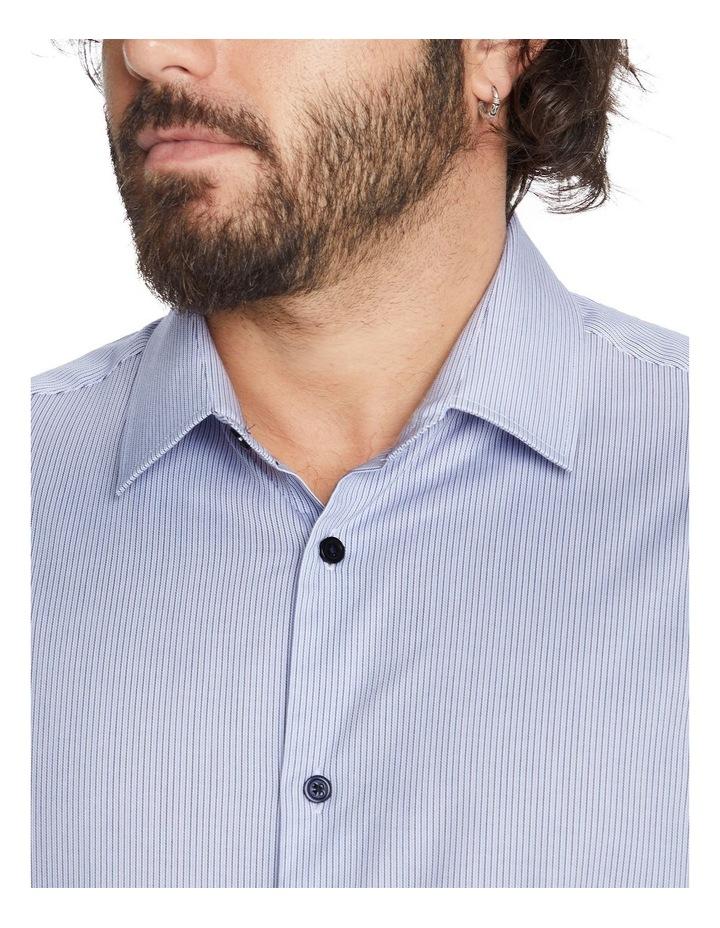 Dane Stripe Stretch Shirt image 5