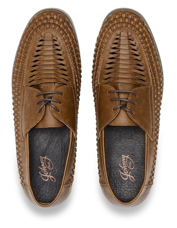 Styles Woven Lace Up image 2