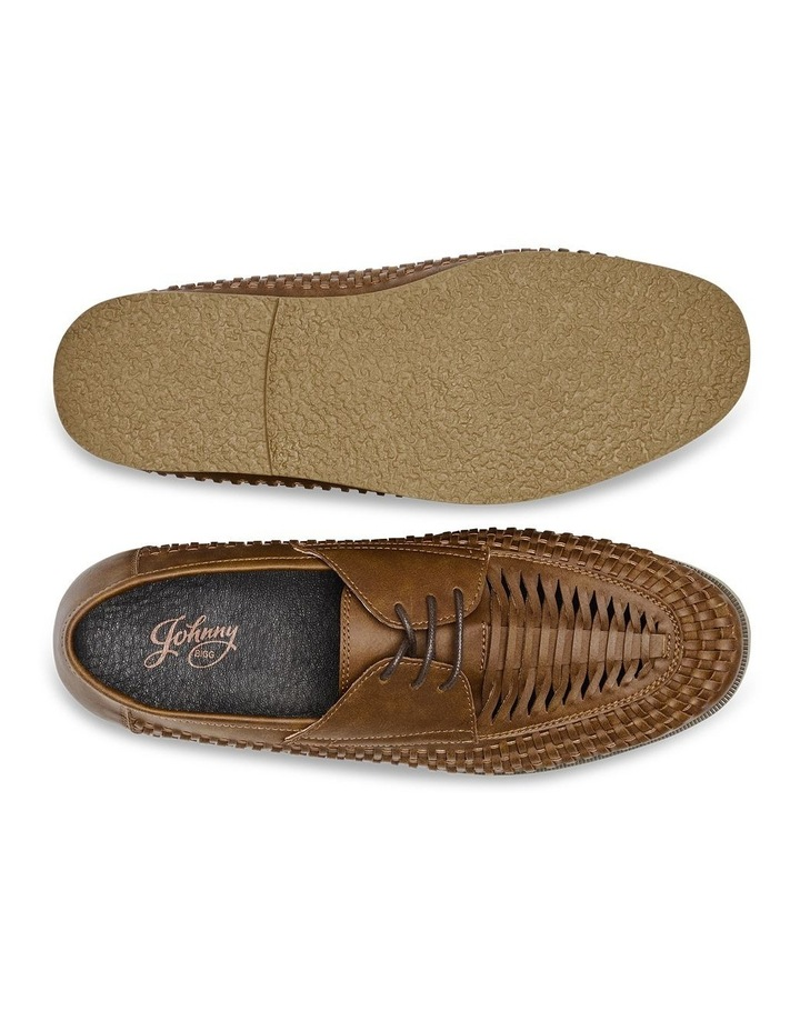 Styles Woven Lace Up image 3