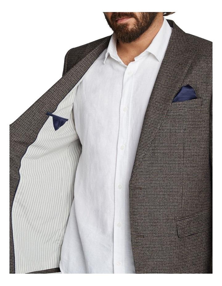 Jones Houndstooth Stretch Blazer image 5