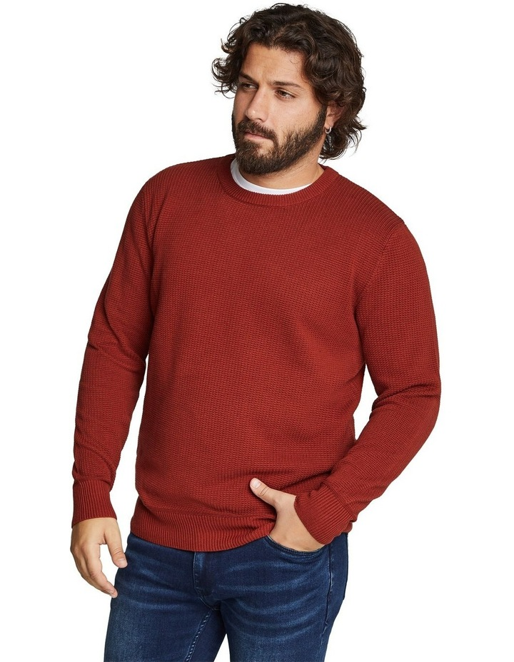 Palmer Textured Pullover image 1