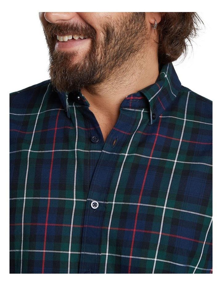 Biel Check Shirt image 4
