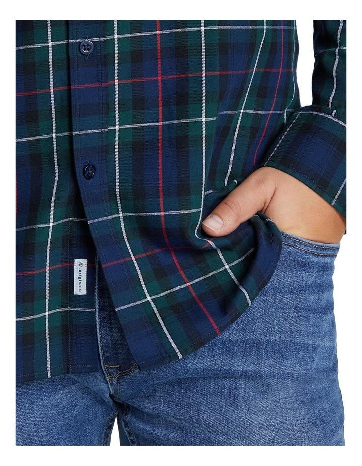 Biel Check Shirt image 6