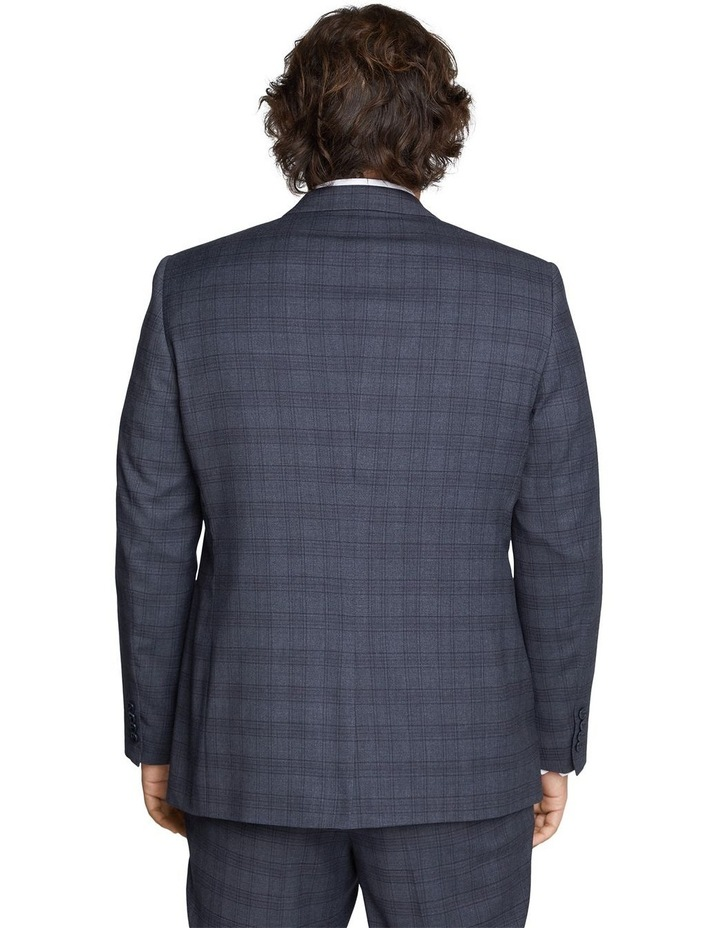 Hercules Check Stretch Suit Jacket image 3