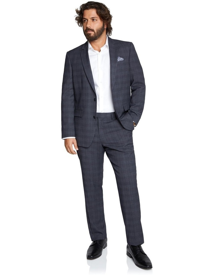 Hercules Check Stretch Suit Jacket image 4