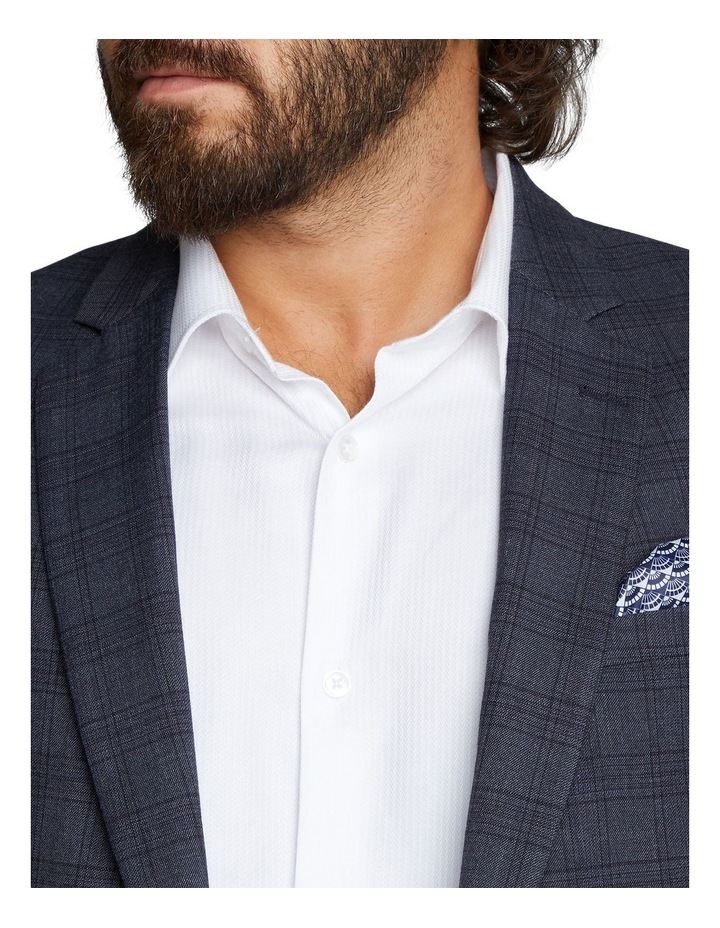 Hercules Check Stretch Suit Jacket image 5