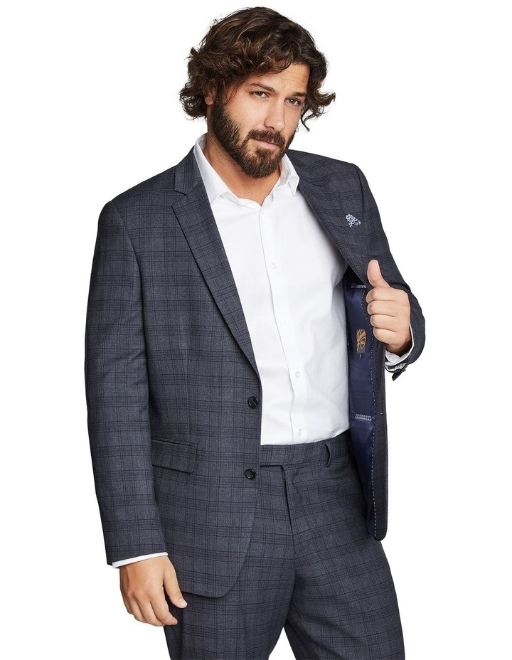 Hercules Check Stretch Suit Jacket image 6