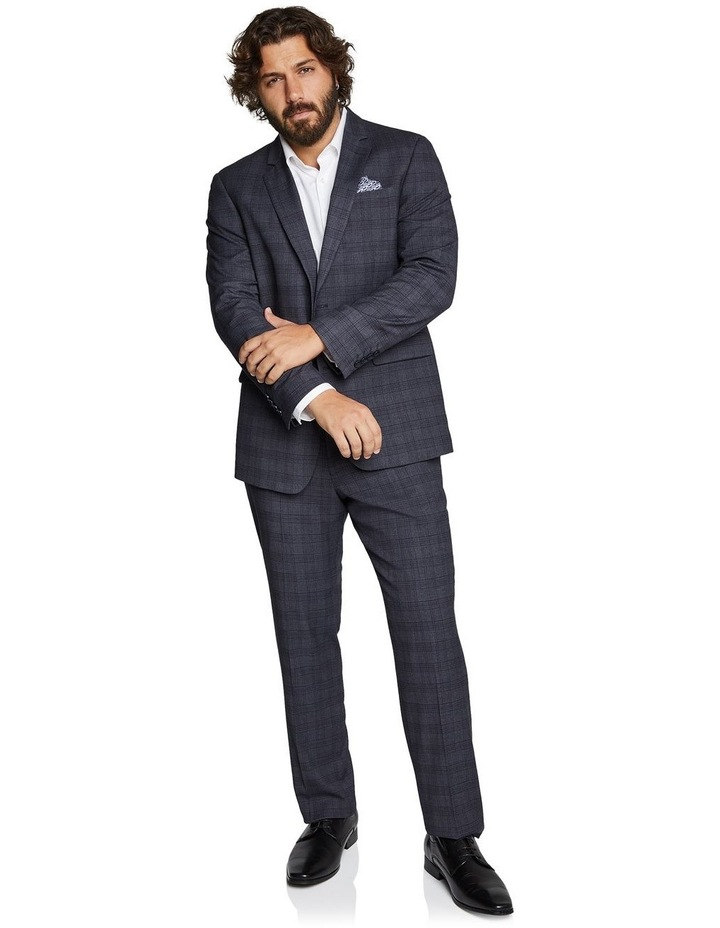 Hercules Check Stretch Suit Jacket image 7