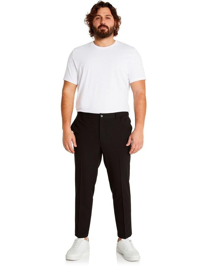 The Tobias Stretch Elastic Waist Pant image 5
