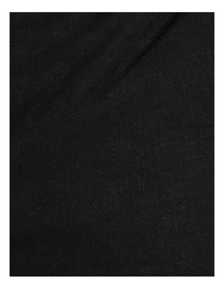 The Frazer Panel Denim Short image 6