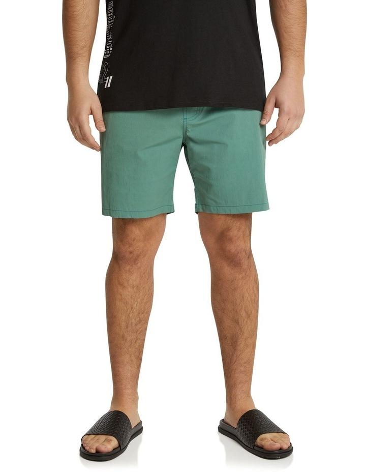 The Tucker Plain Swim Short Jade image 1
