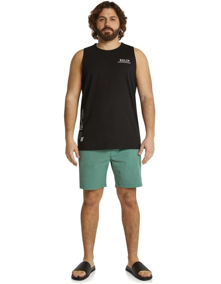 The Tucker Plain Swim Short Jade image 5