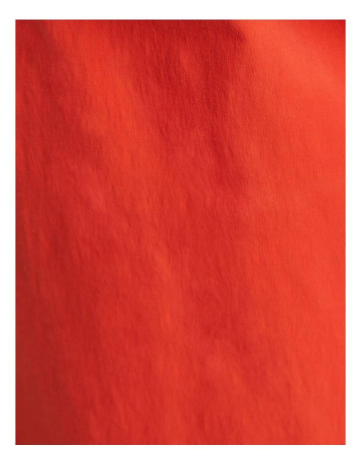 The Tucker Plain Swim Short Tangerine image 6