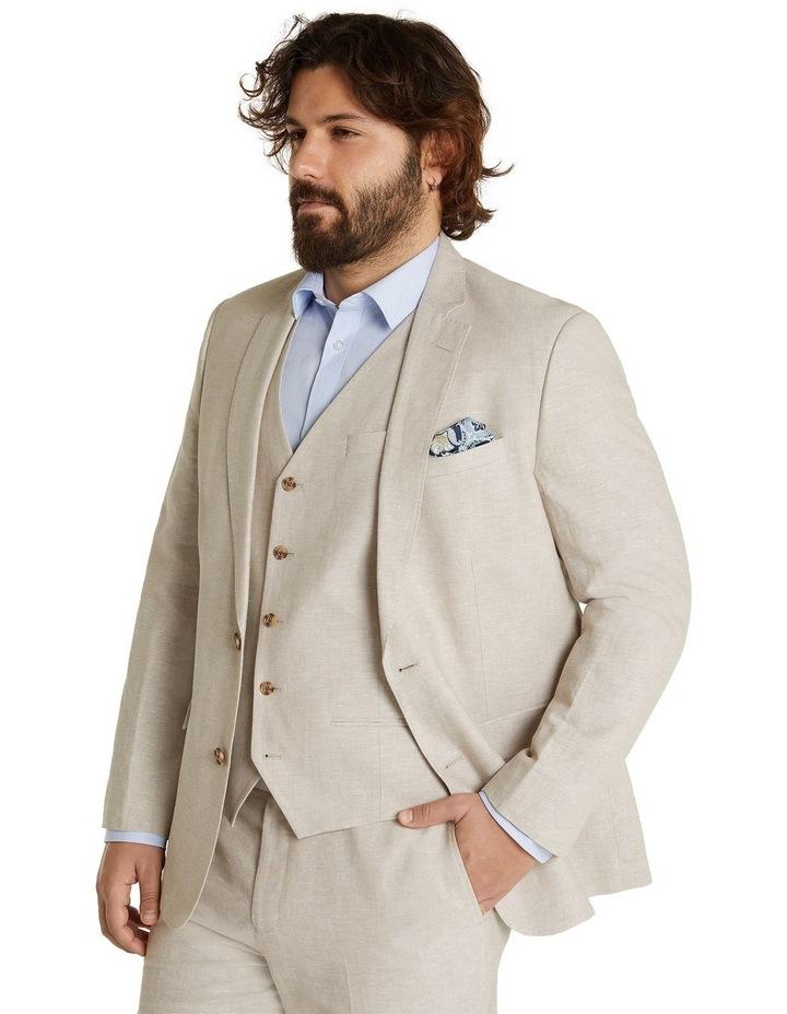 The Hayden Linen Blend Suit Jacket image 2