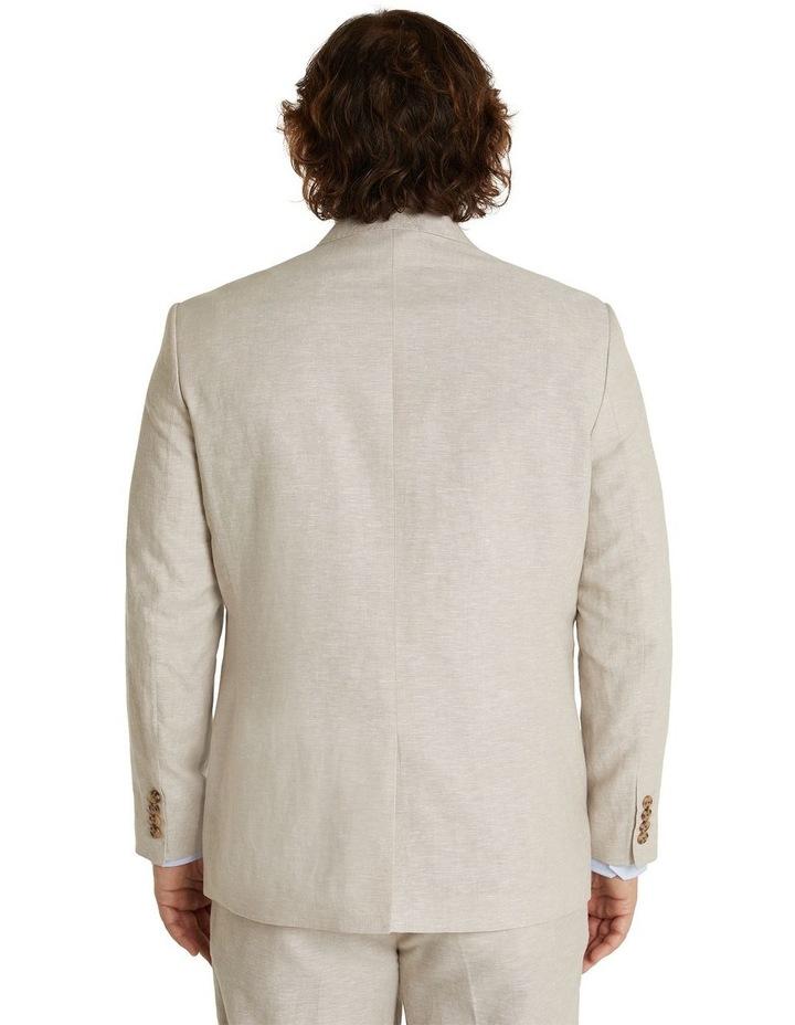 The Hayden Linen Blend Suit Jacket image 3