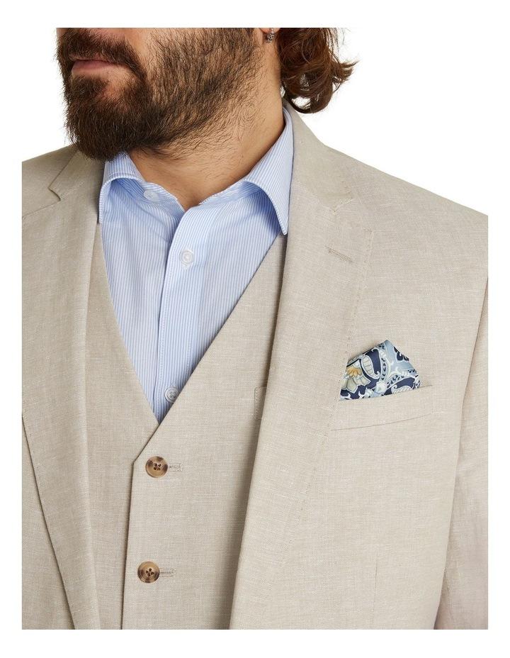 The Hayden Linen Blend Suit Jacket image 4