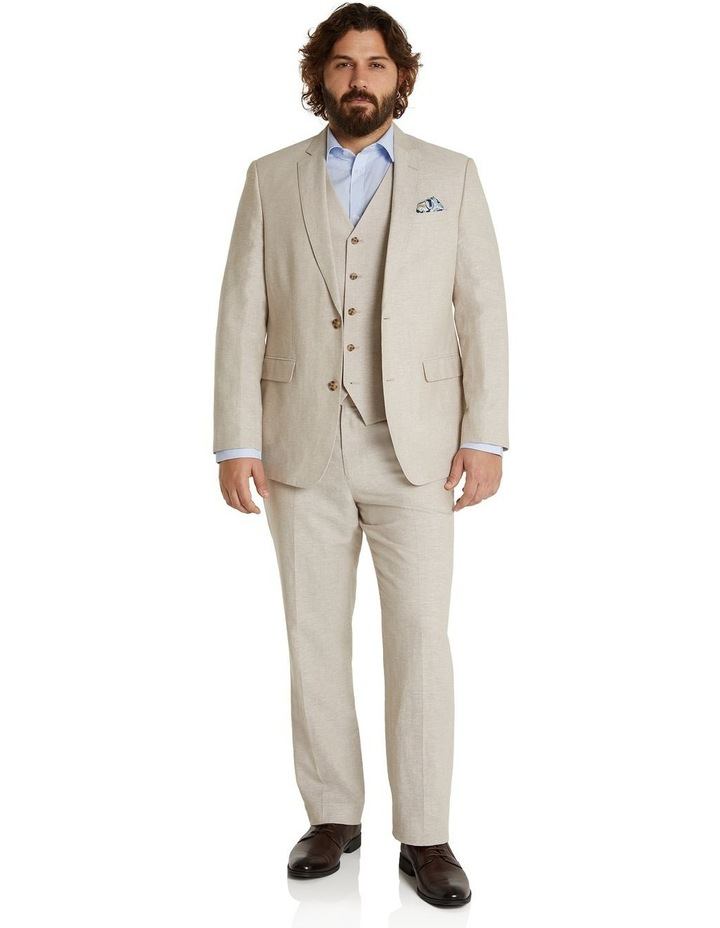 The Hayden Linen Blend Suit Jacket image 5