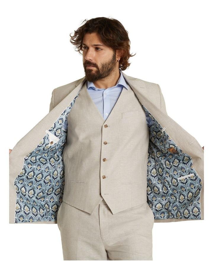 The Hayden Linen Blend Suit Jacket image 6