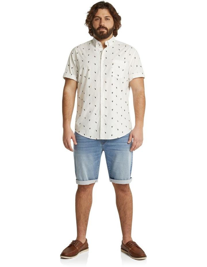 The Avis Toucan Print Shirt White image 5