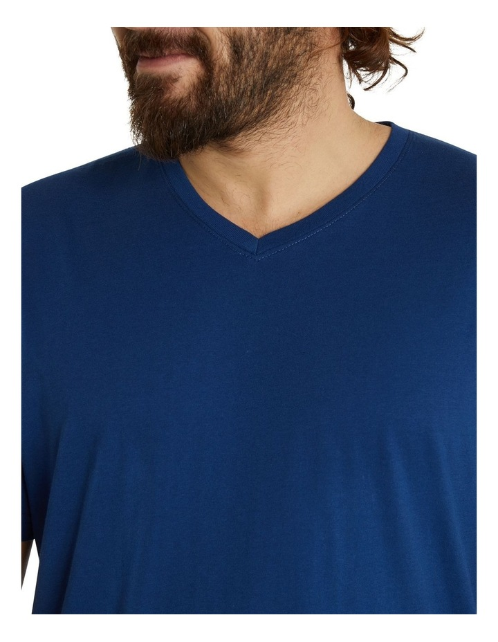 The Essential V-Neck Tee image 4