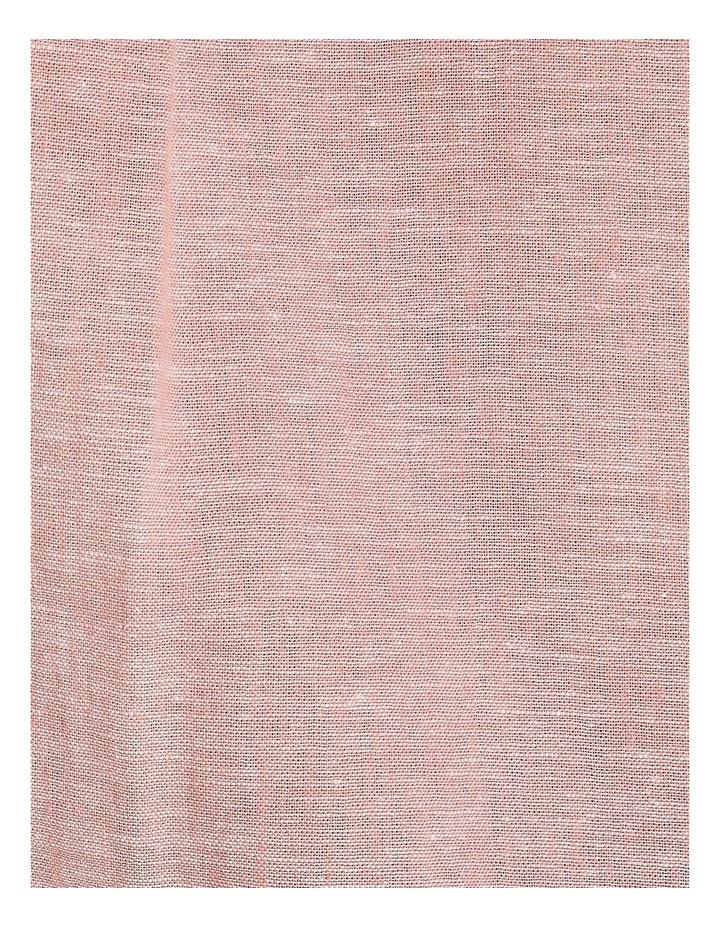 Tahiti Linen Blend Shirt Pink image 6