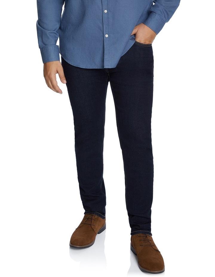 Hunter Superflex Slim Denim Jeans Ink image 1