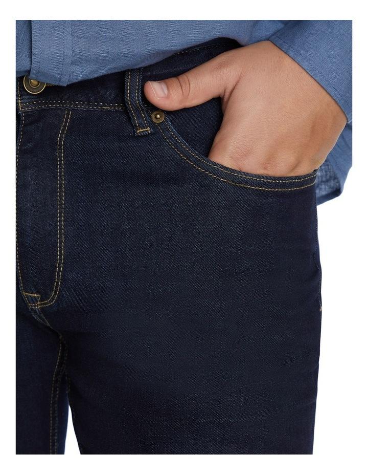 Hunter Superflex Slim Denim Jeans Ink image 4