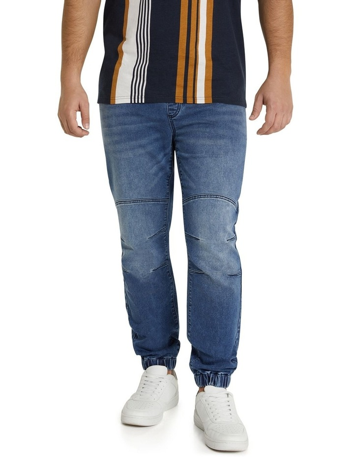 Mylo Jogger Denim Jeans Blue image 1