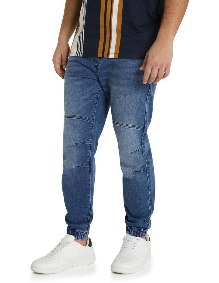 Mylo Jogger Denim Jeans Blue image 2