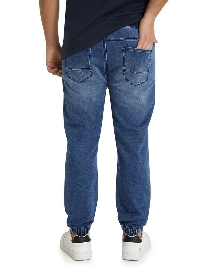 Mylo Jogger Denim Jeans Blue image 3