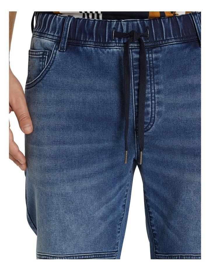 Mylo Jogger Denim Jeans Blue image 4