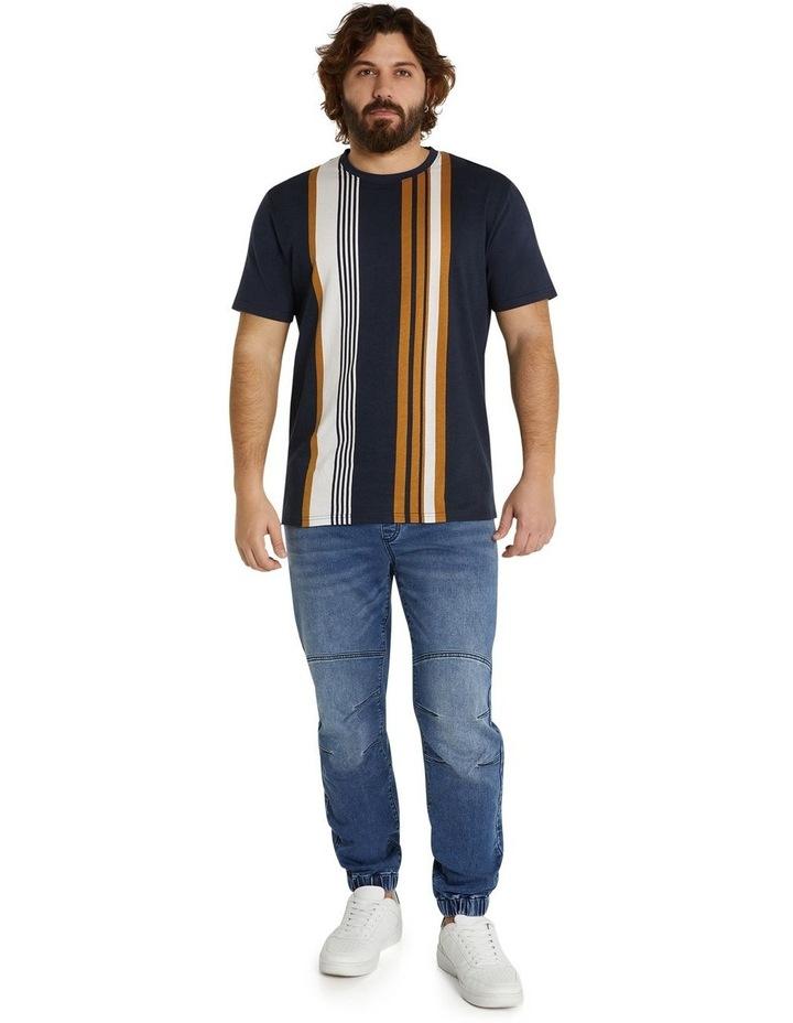 Mylo Jogger Denim Jeans Blue image 5