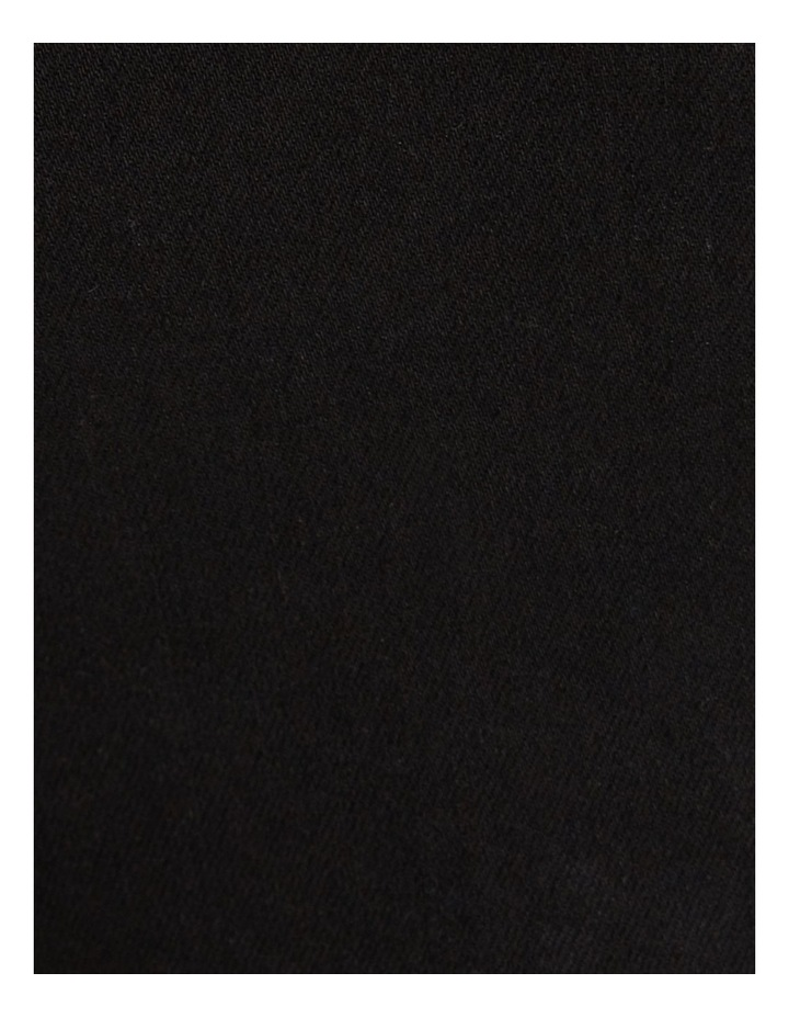 Hunter Superflex Slim Denim Jeans Black image 6