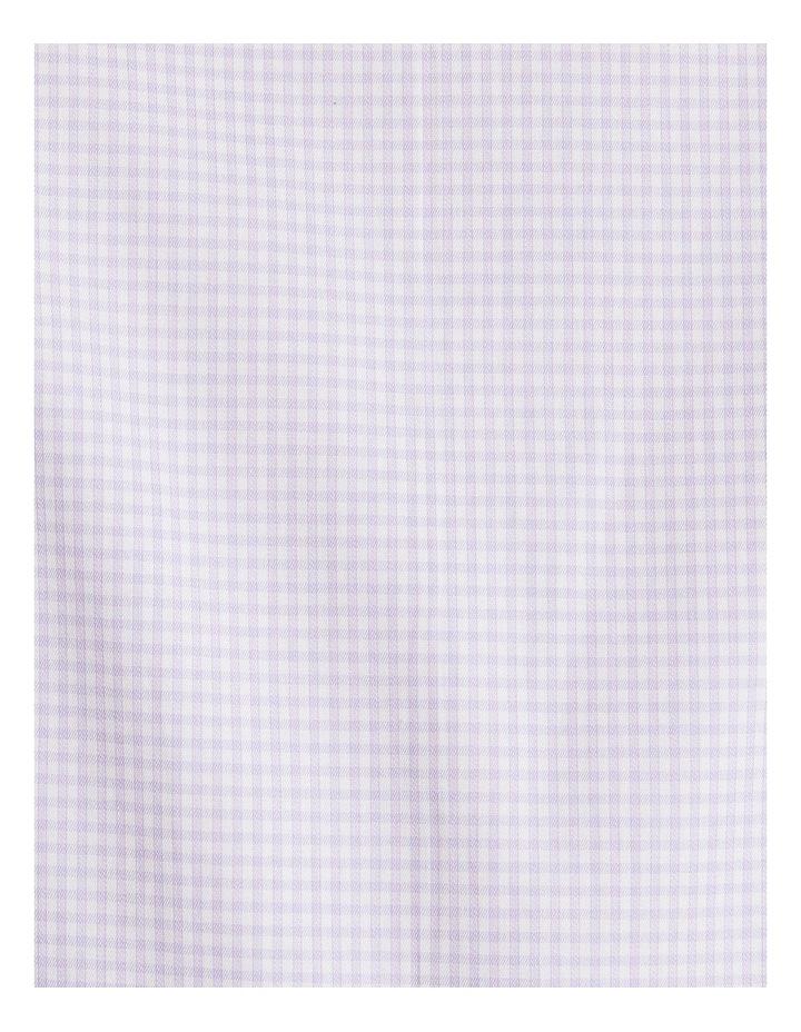 Miles Mini Gingham Shirt Lilac image 6