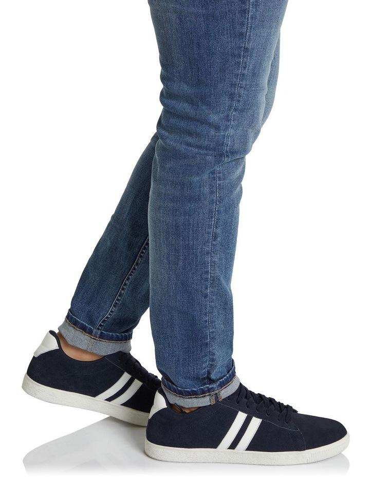 Fender Suede Sneaker Navy image 3