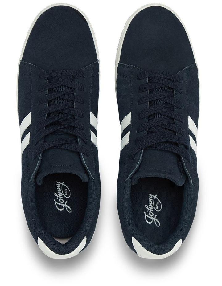 Fender Suede Sneaker Navy image 4