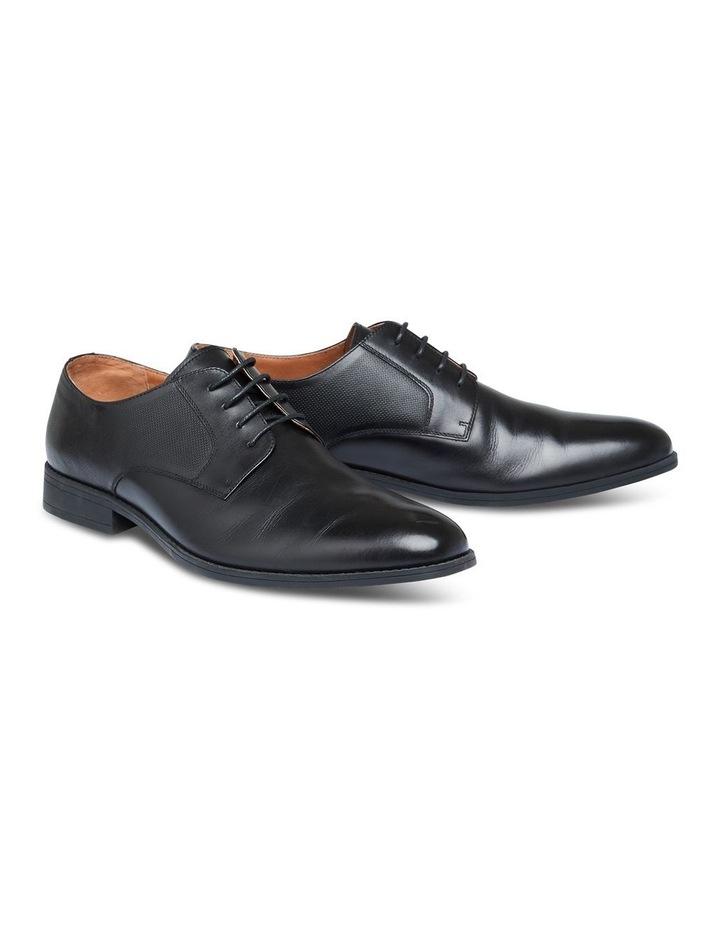 Verona Textured Dress Shoe Black image 1