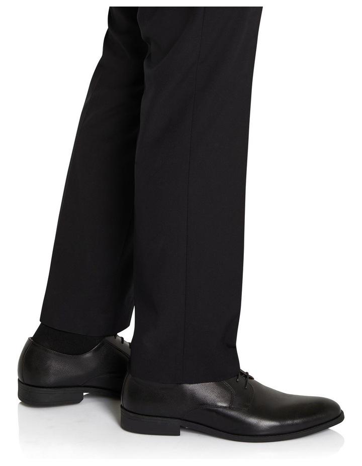 Verona Textured Dress Shoe Black image 3