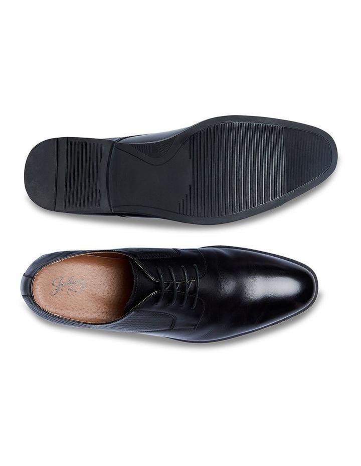 Verona Textured Dress Shoe Black image 5