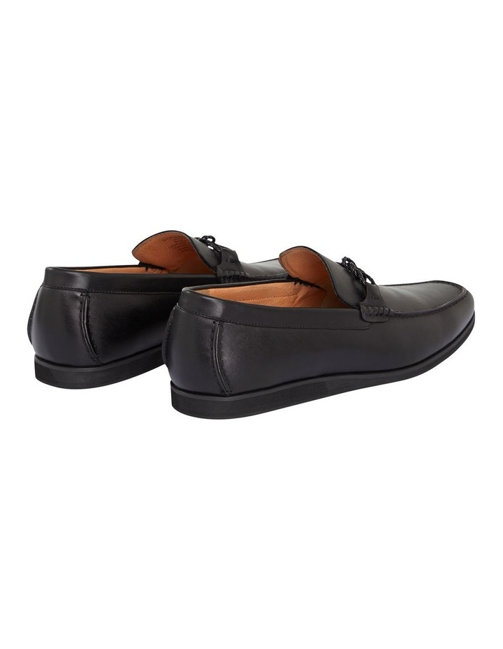 Knox Leather Loafer Black image 3