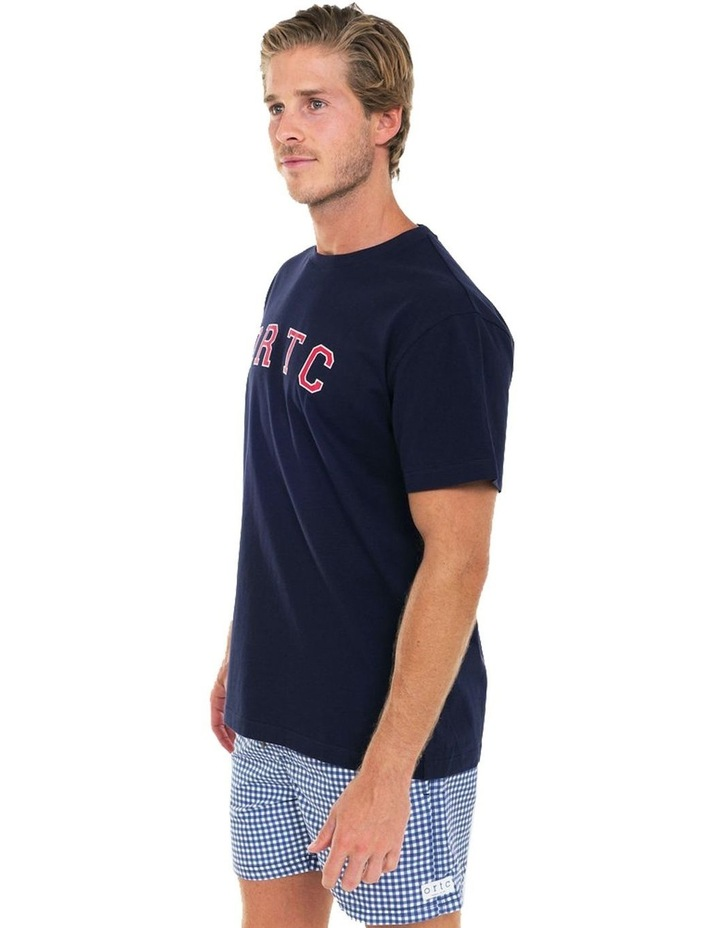 ORTC College T Shirt Red Logo image 2
