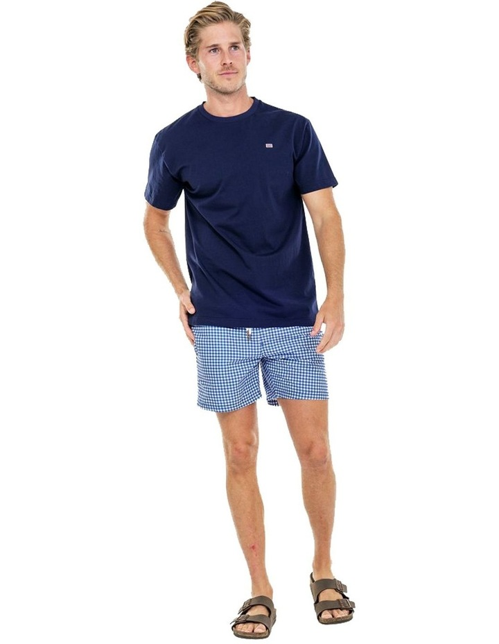 ORTC Flag T Shirt Navy image 2