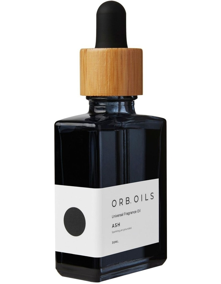 Orb Oils  Ash Scented Oil Fragrance image 1